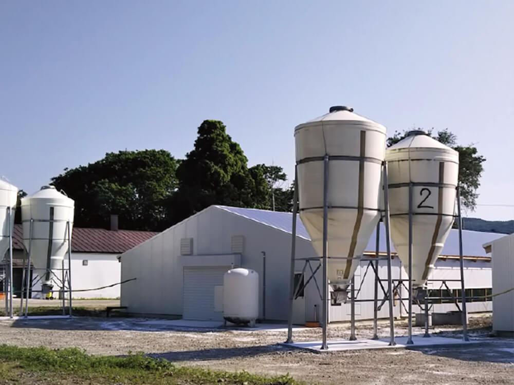農場の写真